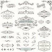 Ornate Design Elements