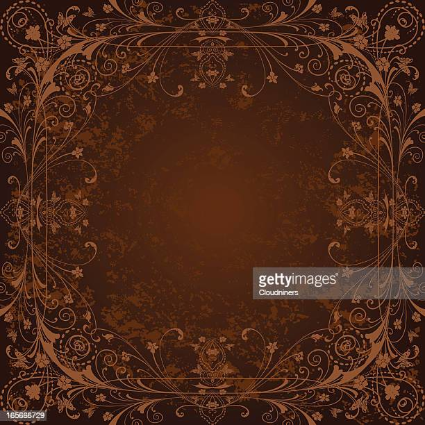 Ornate Rustic Tile