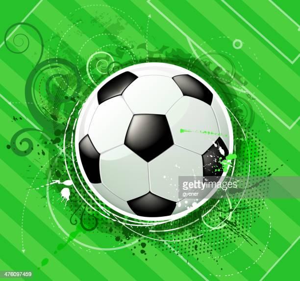 ornate soccer ball