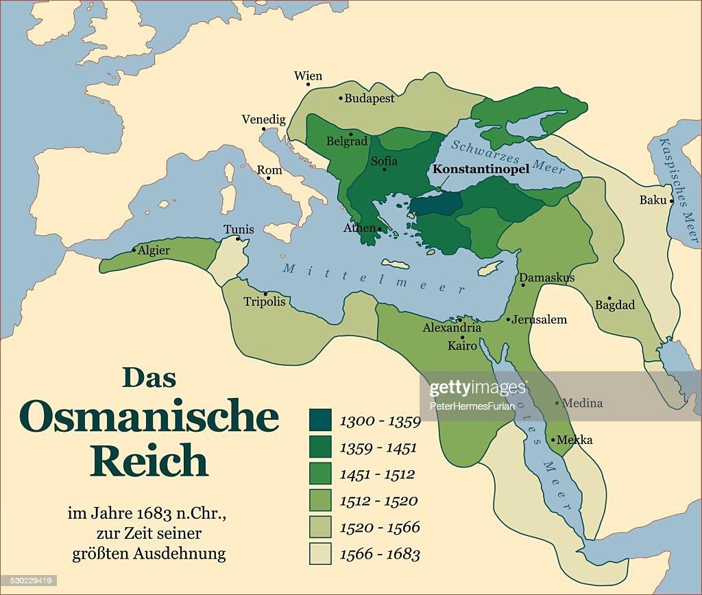 Ottoman Empire Acquisitions German