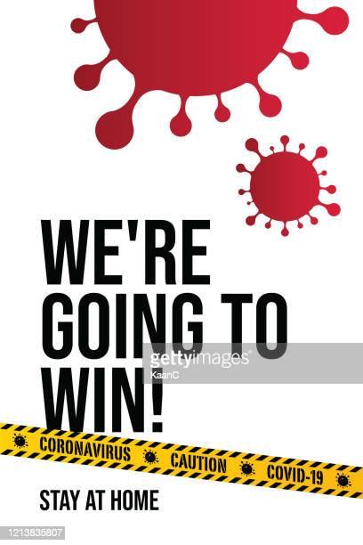 武漢コロナウイルス流行インフルエンザはパンデミックコンセプトバナーフラットスタイルイラストとして危険なインフルエンザ株ケースとして、covid-19ストックイラストストックイラスト - 主婦業点のイラスト素材/クリップアート素材/マンガ素材/アイコン素材
