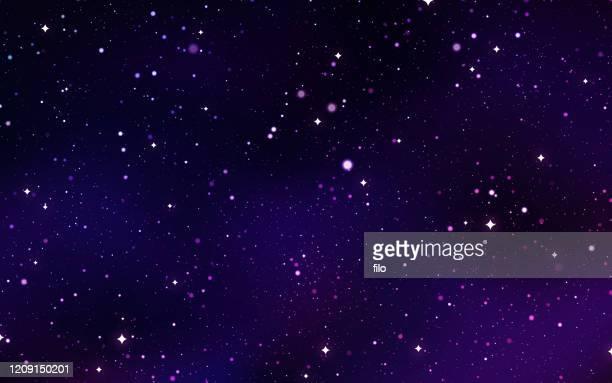 ilustrações de stock, clip art, desenhos animados e ícones de outer space - espaço para texto