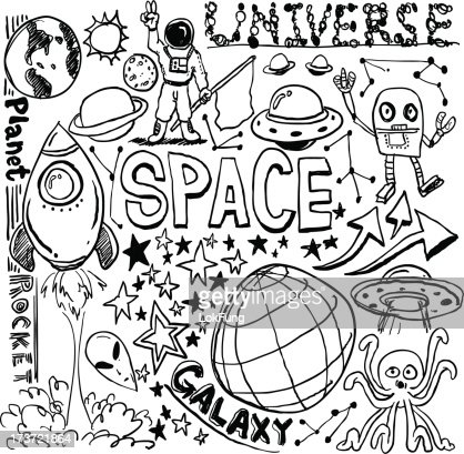 Outerspace Elements In...