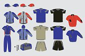 Outerwear set design