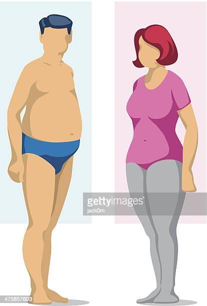 ilustraciones, imágenes clip art, dibujos animados e iconos de stock de gordo - bulimia