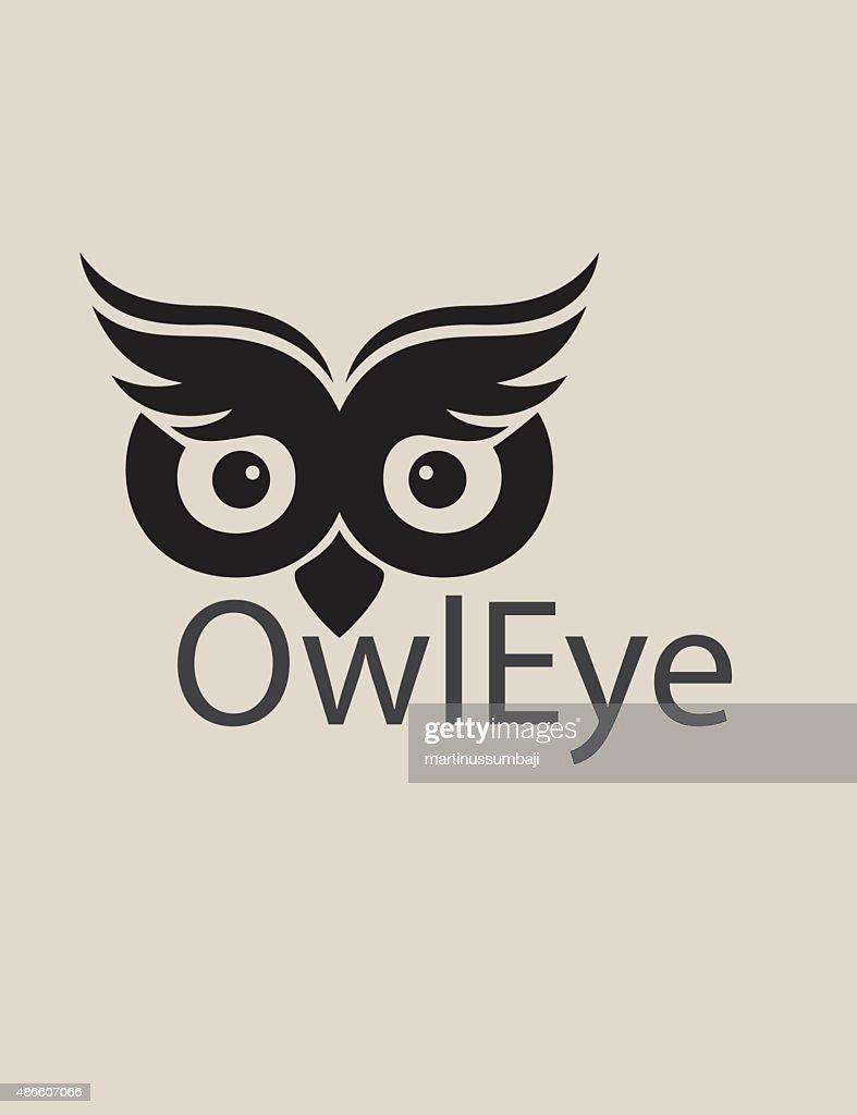 Owl Eye Logo