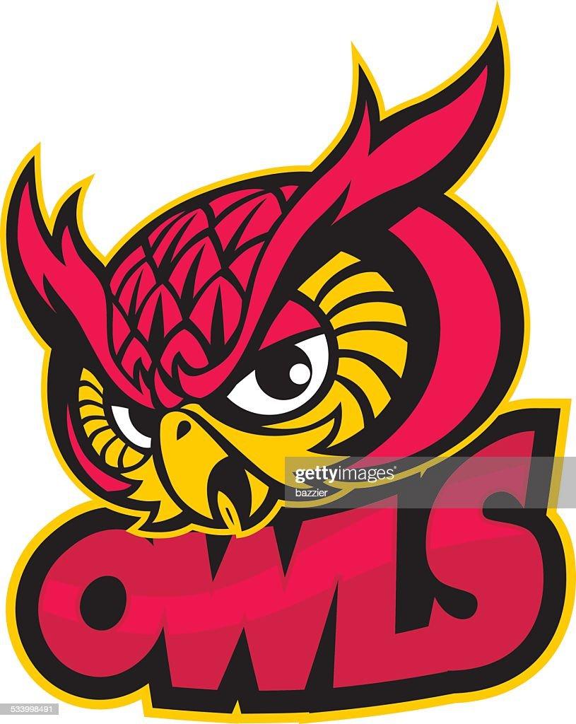 owls head mascot