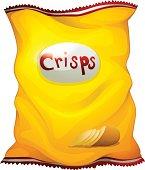 Pack of crisps