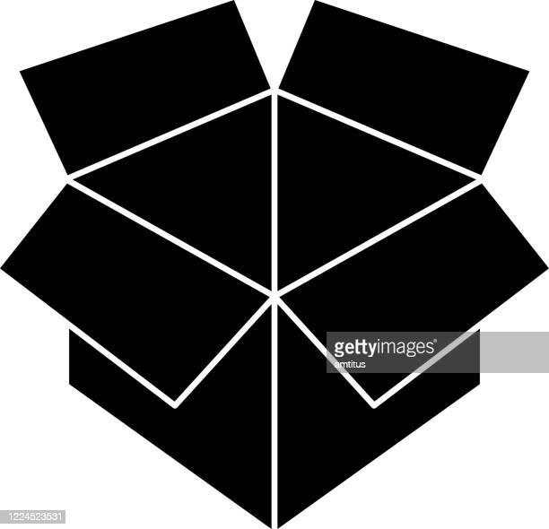 パッケージ アイコン - 荷積み場点のイラスト素材/クリップアート素材/マンガ素材/アイコン素材
