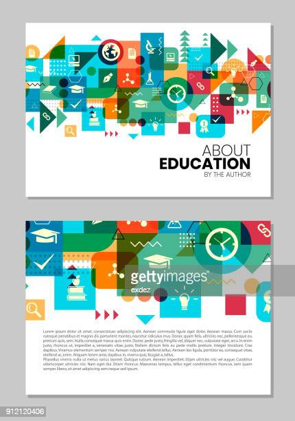 Page design on education
