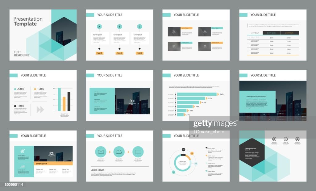 page layout design and  infographics elements for presentation templates , brochure ,annual report and company profile