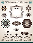 Page ornamental decorations