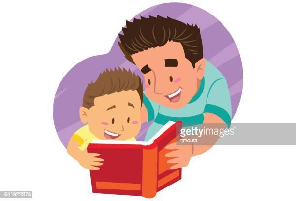 stockillustraties, clipart, cartoons en iconen met pai_filho - filho