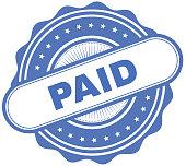 Paid Sticker