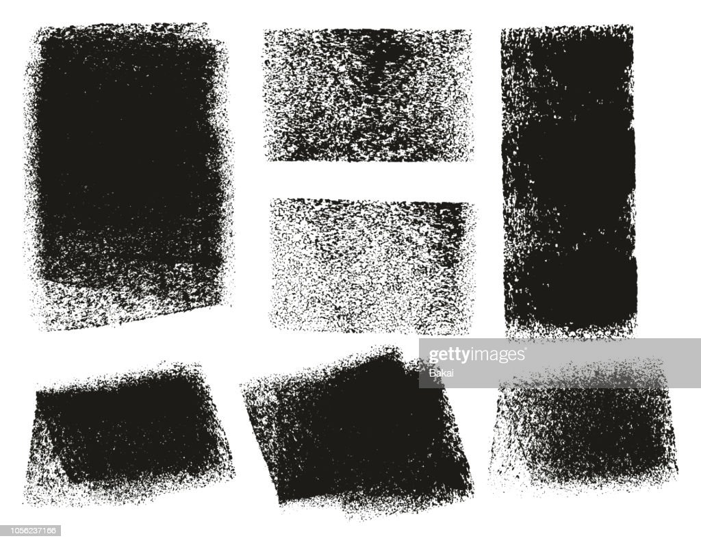 Paint Roller Rough Backgrounds & Lines High Detail Abstract Vector Lines & Background Mix Set 145