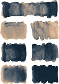 Painted textured water color backgrounds