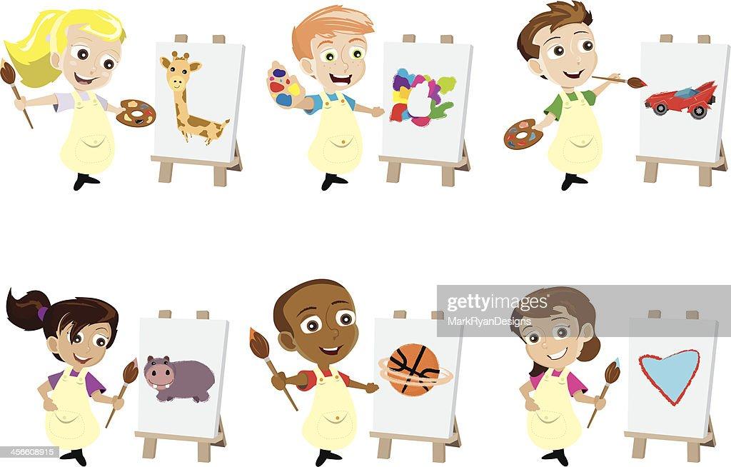 Painter Kids