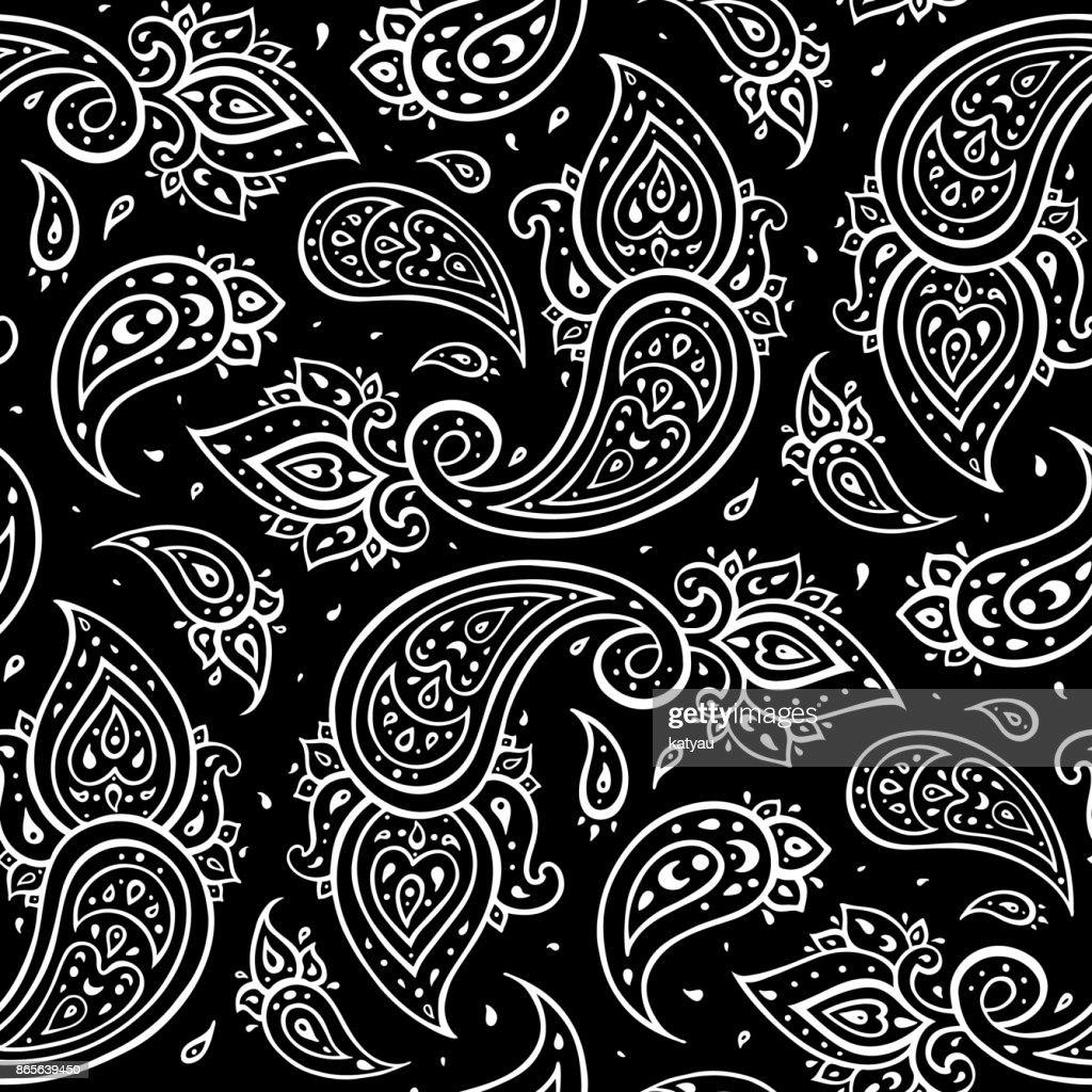 Paisley Ethnic ornament