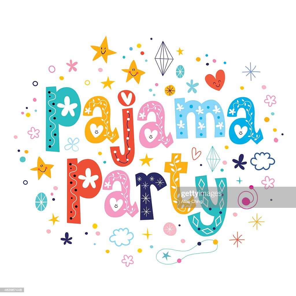 free pyjama party clipart and vector graphics clipart me rh clipart me christmas pajama party clipart christmas pajama party clipart