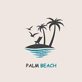 palm beach icon