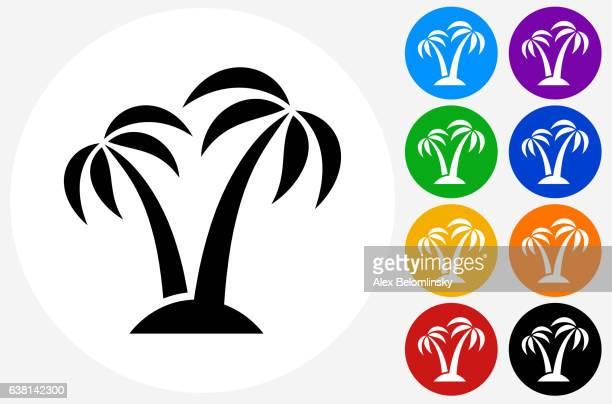 Palm Tree Vector Kunst En Graphics Getty Images