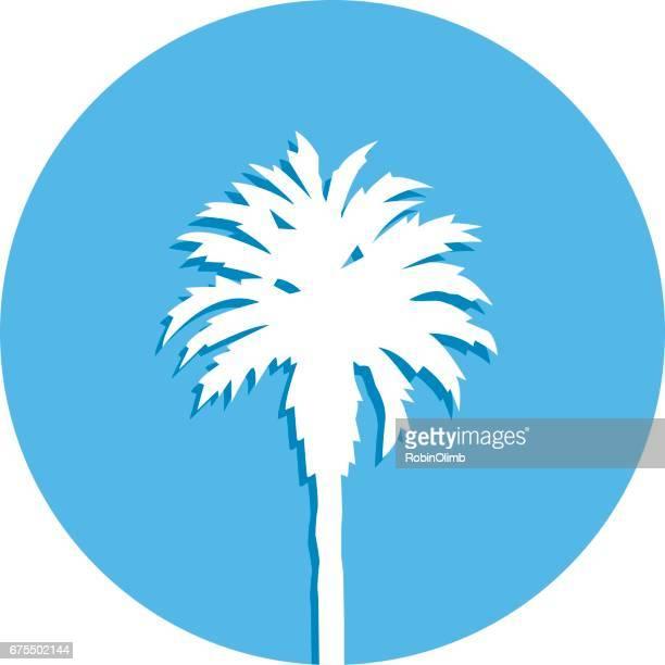 Icône de palmier