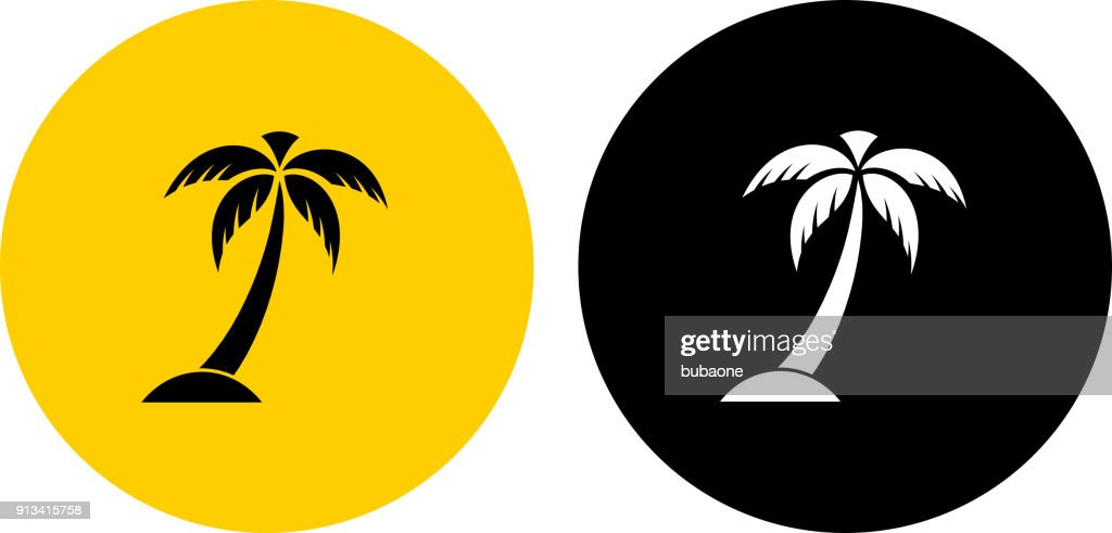 Palm Tree Vector Art Getty Images