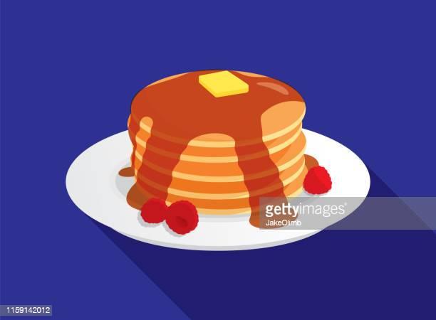 Pancakes Flat