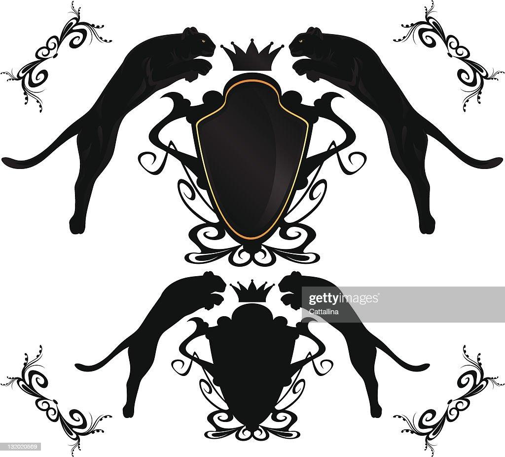 Panthers emblems