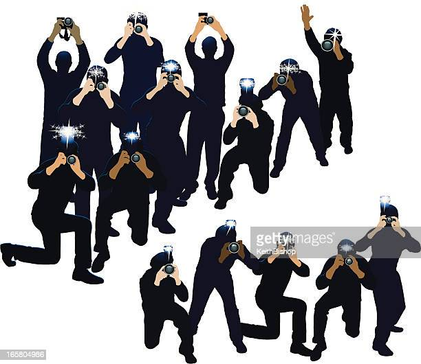 Paparazzi, Photojournalists - Photographers