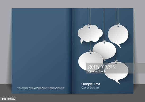 Paper Bubbles Cover design