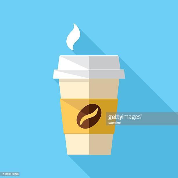 Papier Tasse Symbol