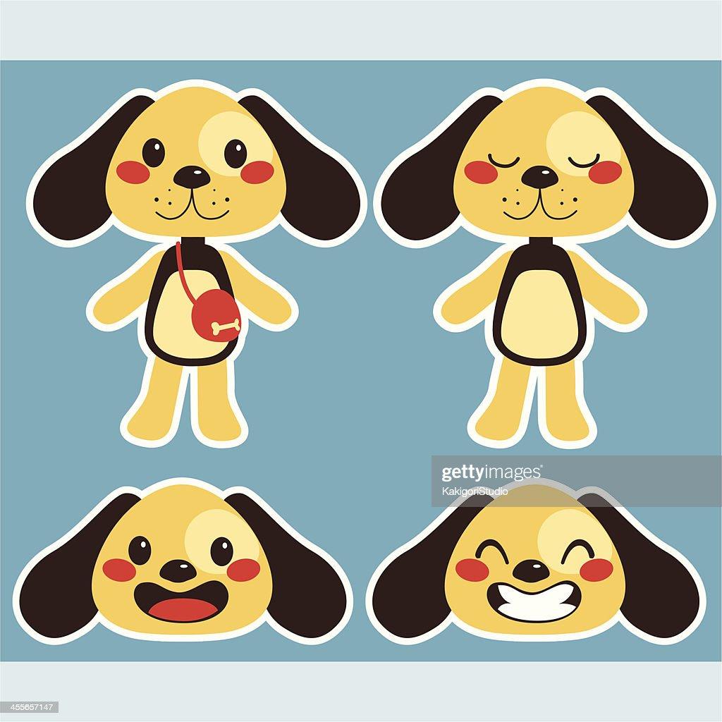 Paper Doll Dog