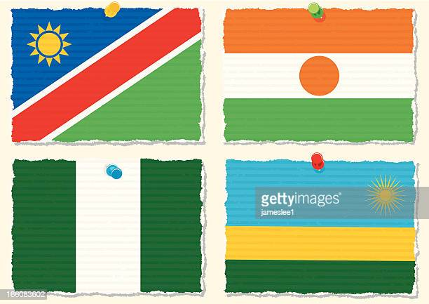 Paper Flags