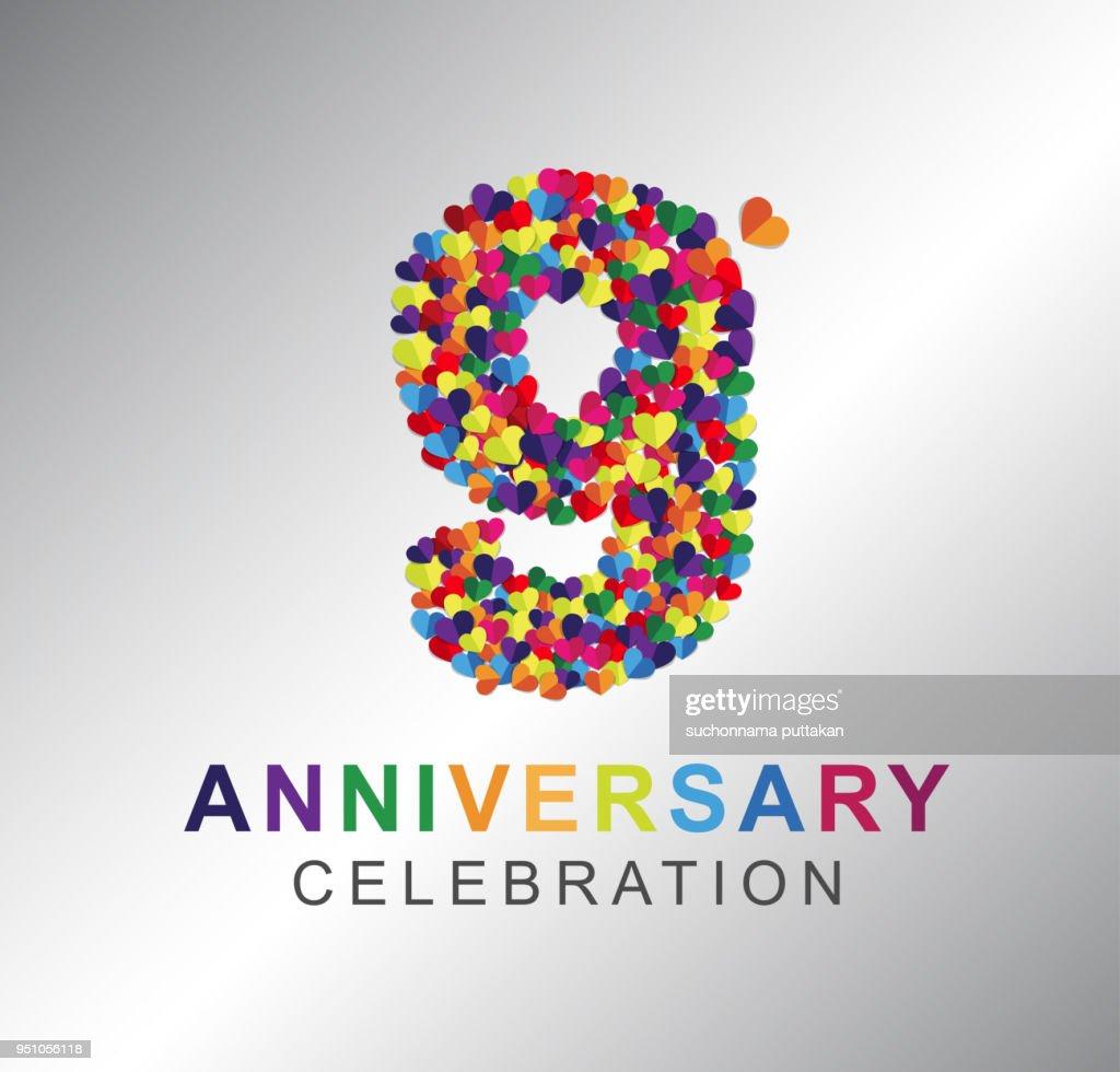 Paper Heart 9 years anniversary