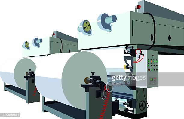 紙のマシン