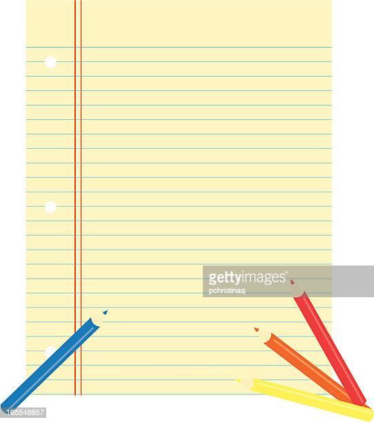 Paper & Pencils