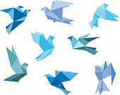 Paper pigeons and doves