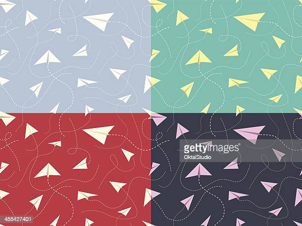 Paper Planes Pattern