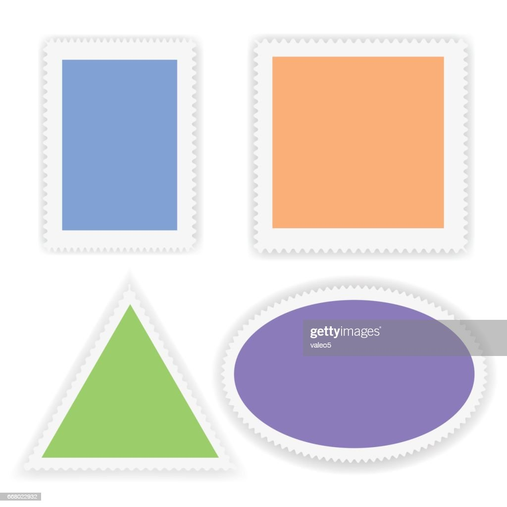 paper postage stamps