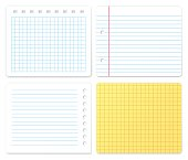 Paper Samples with Copy Space