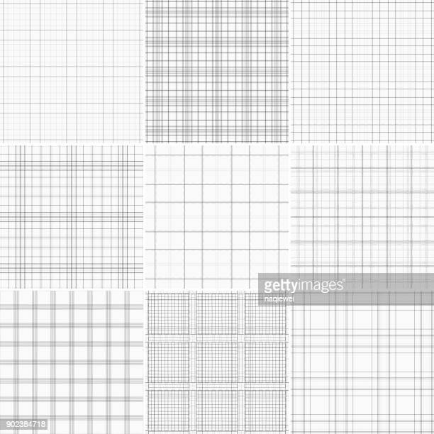 Paper Seamless Pattern Collection