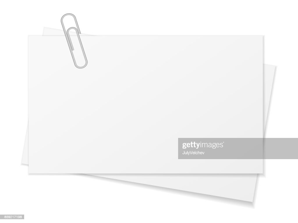 Paper sheet and paper clip