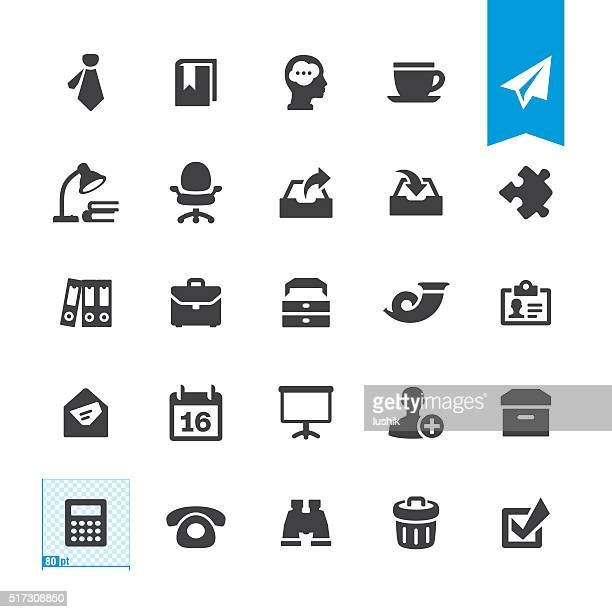 Paperwork & Office vector sign and icon