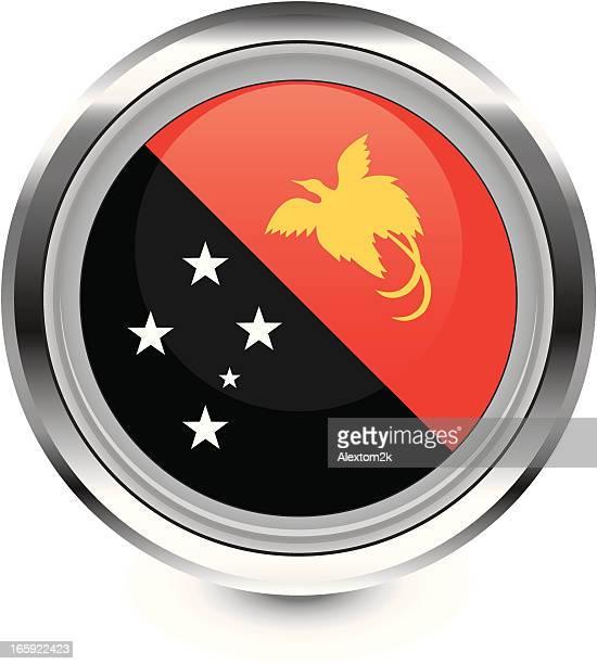 papua new guinea Fahne-Symbol