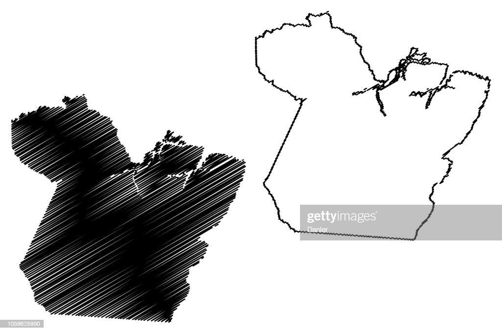 Para map vector