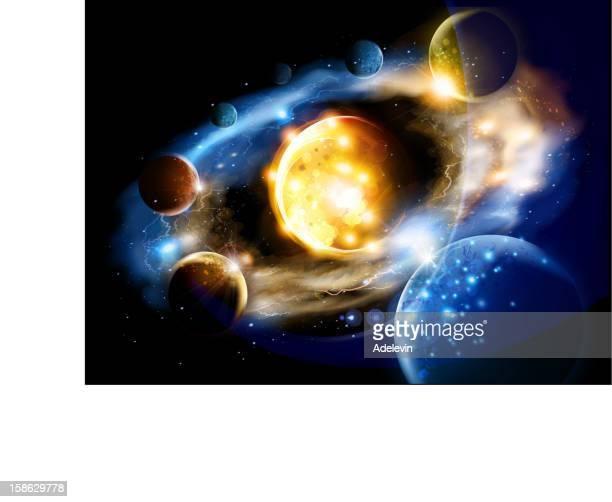 """Parade der Veranstaltungsraum """"Planets"""""""