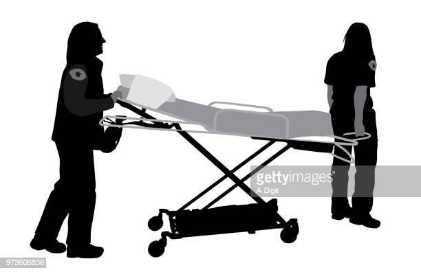 Paramedic Stretcher