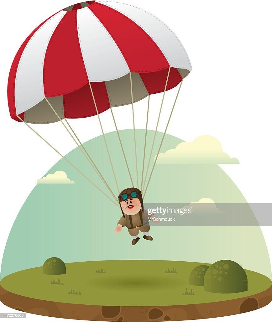 Paratrooper !