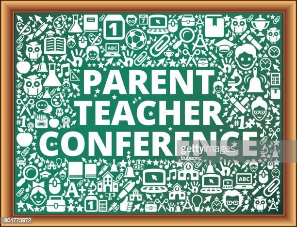 Image result for parent teacher conference clip art